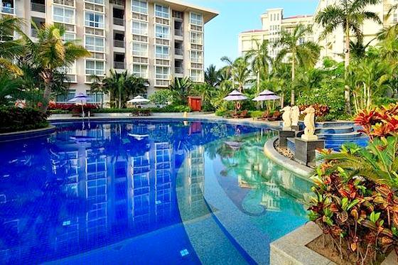 三亚椰蓝湾度假酒店